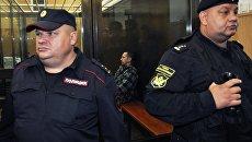 Сергей Егоров в зале Тверского областного суда. Архивное фото