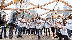 Sputnik подарил детям из шоу «Ты супер! Танцы» мастер-класс от «Тодес»