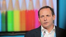 Генеральный директор Яндекс Аркадий Волож. Архивное фото