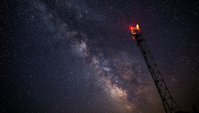 Ученые раскрыли одну изтайн быстрых радиовспышек вкосмосе— Сигналы инопланетян