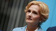 Председатель комитета Государственной Думы РФ Ирина Яровая. Архивное фото