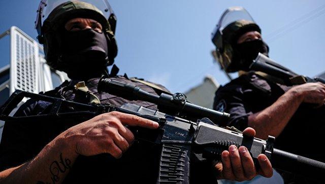 В Крыму пресекли несанкционированный пикет
