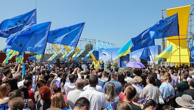 Европейская комиссия: Торговые преференцииЕС для Украины вступят всилу 1октября