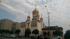 Русский собор в Сан-Франциско. Архивное фото