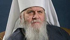 Митрополит Таллинский и всея Эстонии Корнилий. Архивное фото