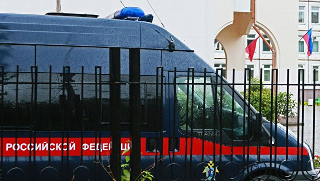 Автомобиль Следственного комитета РФ. Архивное фото