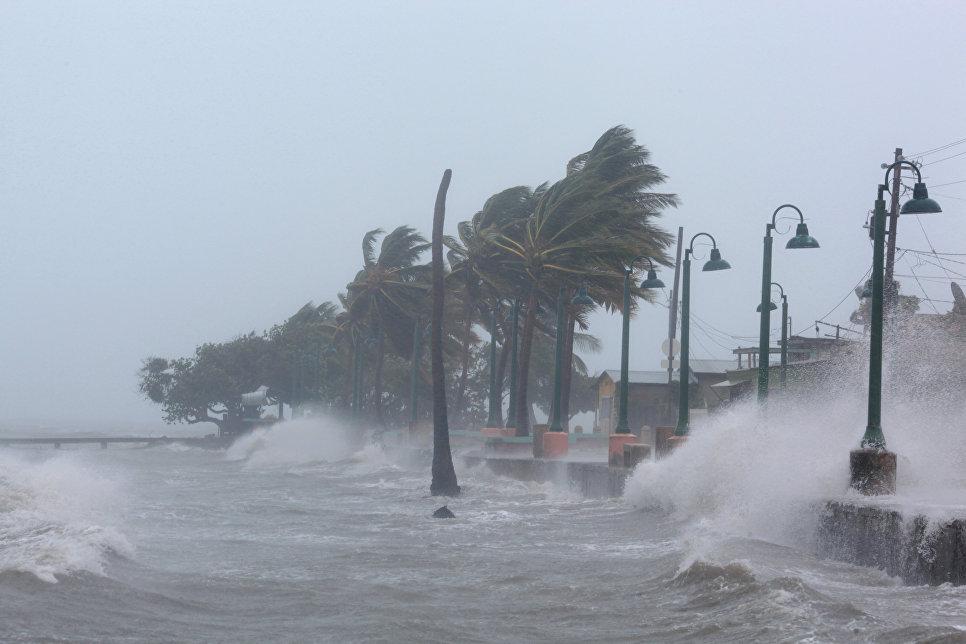 Ураган Ирма в Фахардо, Пуэрто-Рико