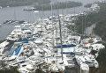 Последствия урагана Ирма в заливе Паракита, Виргинские острова