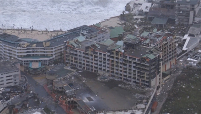 Почти 270 тыс. человек во Флориде остались без электричества из-за урагана «Ирма»