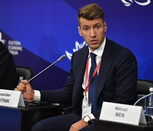 Генеральный директор АИЖК Александр Плутник
