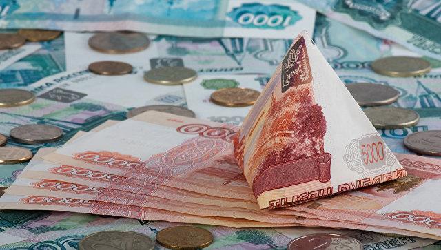 """В Центробанке сравнили """"Кэшбери"""" с пирамидой МММ"""