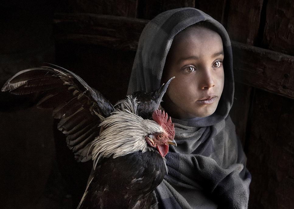 Работа фотографа из Франции William Ropp Ethiopiques в категории Портрет, вошедшая в шорт-лист Felix Schoeller Photo Award 2017