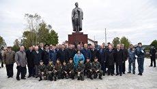 Открытие Дома-музея Ф. Э. Дзержинского в Кировской области. 11 сентября 2017