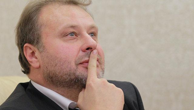 Начальник финансово-экономического управления ФСИН Олег Коршунов