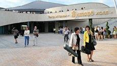 Театр эстрады Янтарь холл в Светлогорске в Калининградской области. Архивное фото