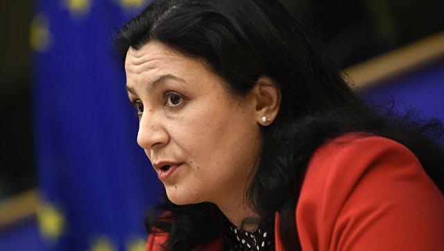 Вице-премьер-министр Украины по вопросам европейской и евроатлантической интеграции Иванна Климпуш-Цинцадзе. Архивное фото
