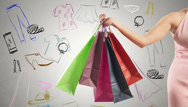 Покупка одежды. Архивное фото