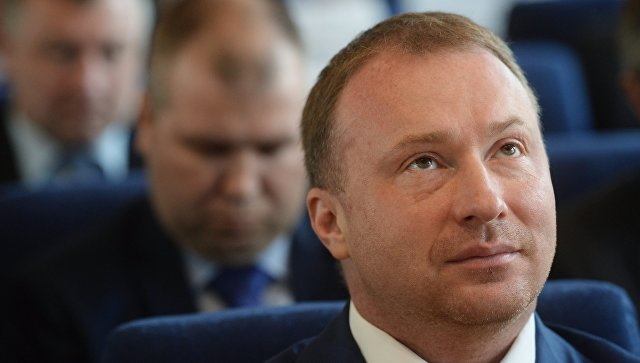 Руководитель Высшего Совета партии ЛДПР Игорь Лебедев. Архивное фото