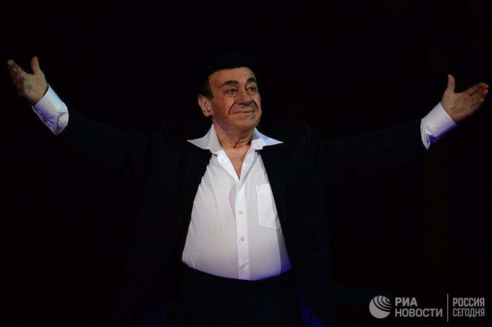 Скончался солист Зураб Соткилава