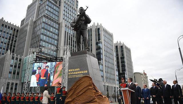 О памятнике Калашникову и эдипов комплекс