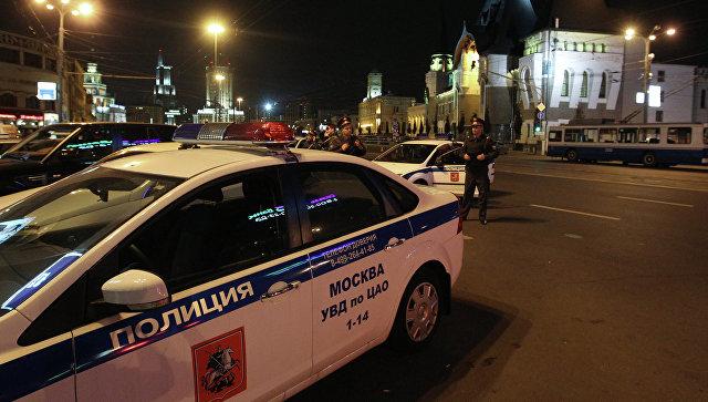 В столицеРФ проинформировали оминировании ТЦ, хостела иБиблиотеки имени Ленина