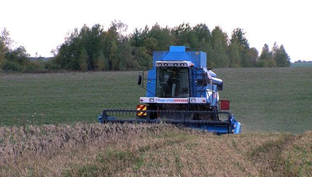 ВОрловской области намолочено 2,8 млн тонн зерна