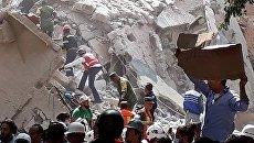 Землетрясение в Мексике, 20 сентября