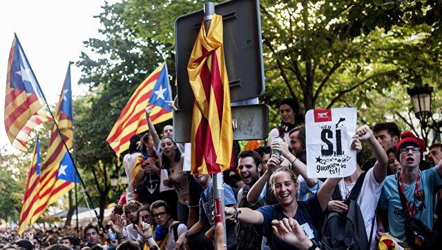 """Посудное дело. Каталония ответила Мадриду его же """"оружием"""""""