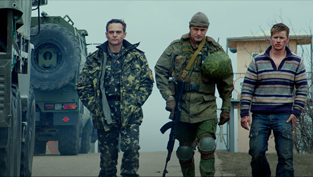 Кадр из фильма Крым (2017), режиссер А.Пиманов