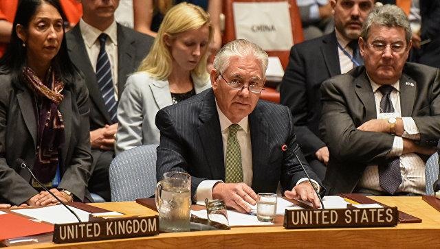 Тиллерсон обвинил РФ в нарушении обязательств по нераспространению оружия