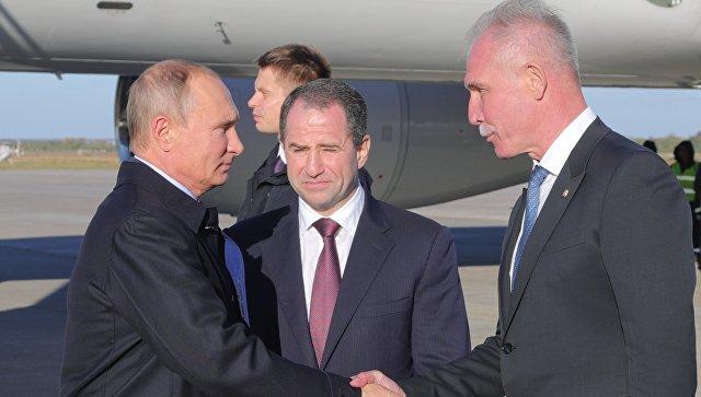 «Ключевая задача— обновление городского подвижного состава»,— Владимир Путин