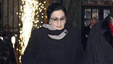 Певица Цисана Татишвили. Архивное фото