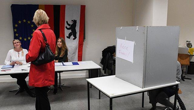 Выборы вНижней Саксонии ослабили позиции Меркель