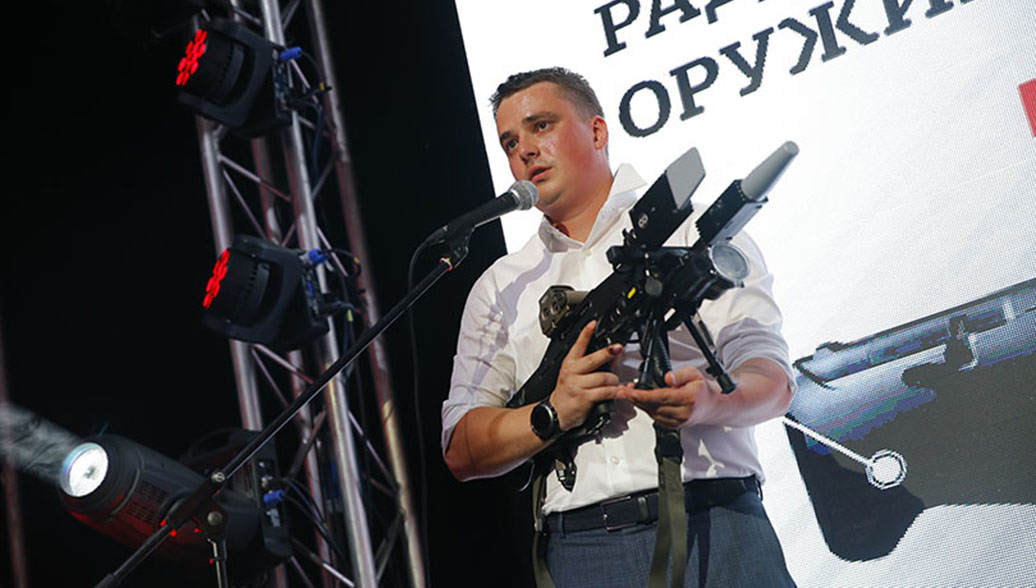 Ружье против беспилотников начнут испытывать в последующем году