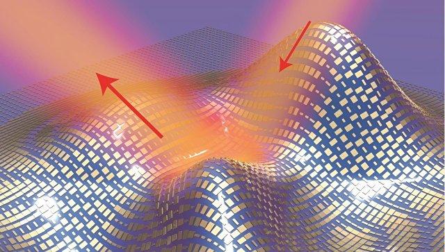 Так художник представил себе наноплащ-невидимку