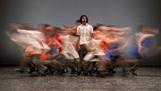 Участники Международного фестиваля современного танца Danceinversion