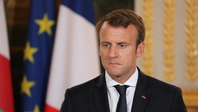 Макрон призвал к созданию в Европе общей армии и единого военного бюджета