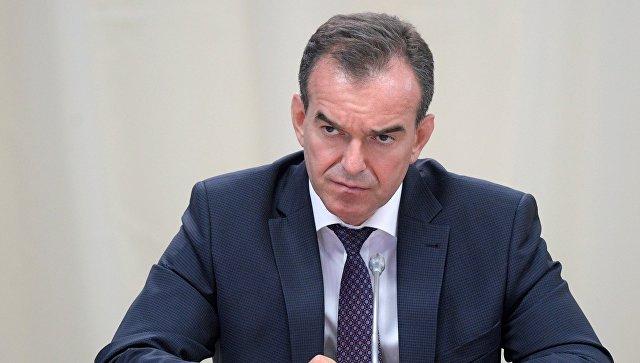Губернатор Кубани возглавит группу порешению сложностей обманутых дольщиков