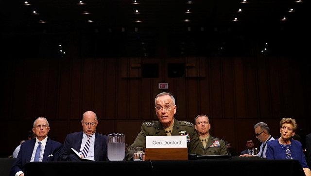 Американский генерал выступил за поставки летального оружия на Украину