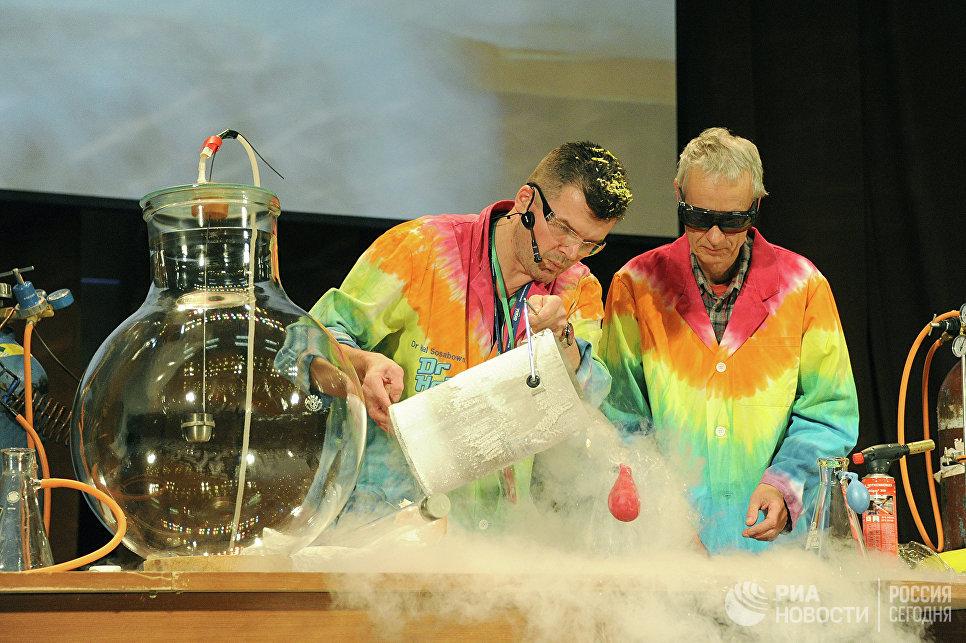 Двенадцатый Фестиваль науки состоится в столице России