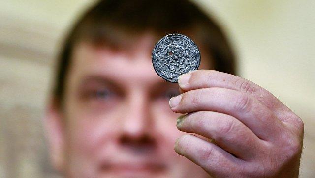 Собянин: Археологи отыскали клад вцентре столицы