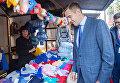 Открытие первой Всероссийской ярмарки одежды, обуви и текстиля