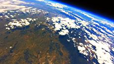 Запущенный в стратосферу шар снял Землю с высоты 30 километров