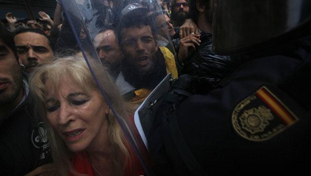 Картинки по запросу каталония столкновения