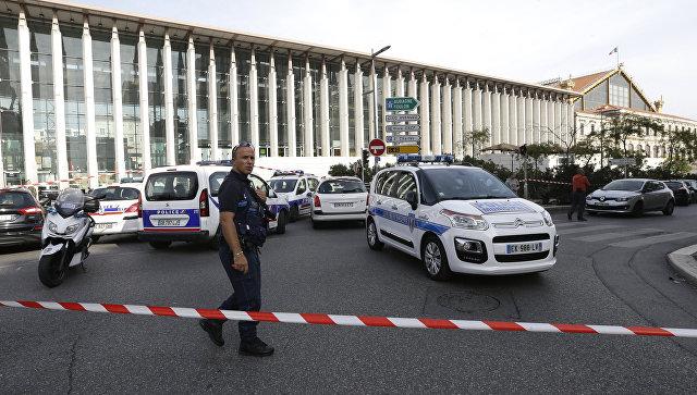 СМИ: в Марселе эвакуировали вокзал