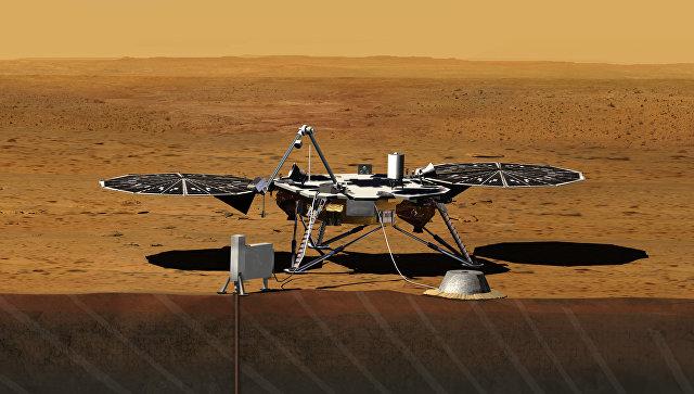 NASA предлагает землянам увековечить своё имя наМарсе