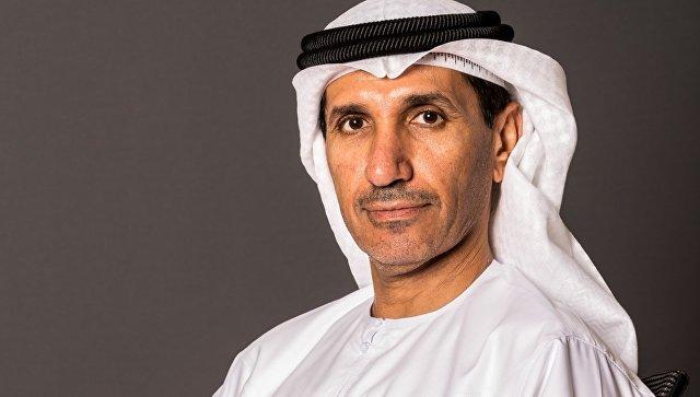 Генеральный директор Космического агентства ОАЭ Мухаммед аль-Ахбаби