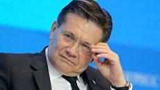 Генеральный директор государственной корпорации Росатом Алексей Лихачев. Архивное фото