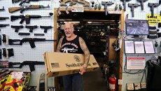 Магазин оружия в штате Колорадо. Архивное фото