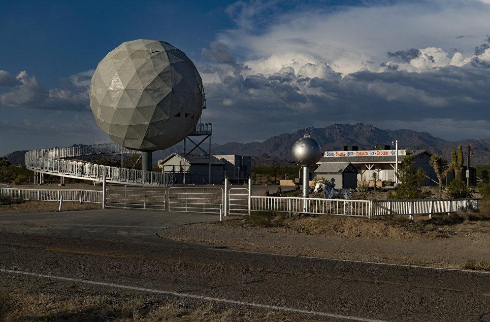 Дом-мяч в Аризоне